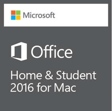 Microsoft Office Home & Student for Mac 2016