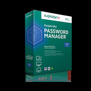 Kaspersky Cloud Password Manager
