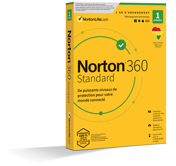 Norton 360 Standard - 1 Device