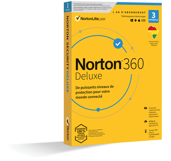 Norton 360 Deluxe 3D