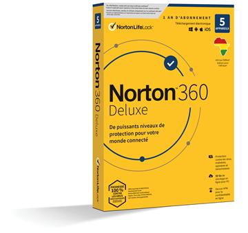 Norton 360 Deluxe 5D